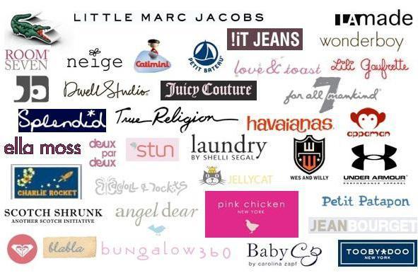 Бренды детской одежды: список и описание некоторых марок
