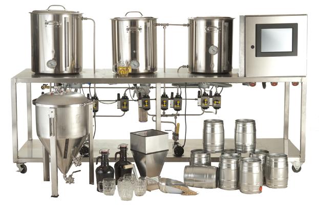 Купить мини пивоварни для мини бизнеса все модели самогонных аппаратов фото
