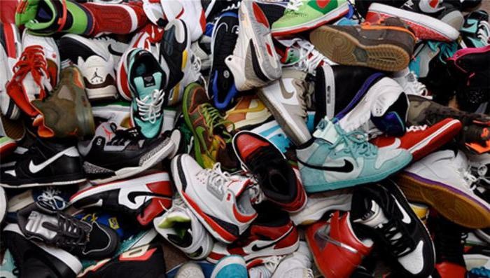 Самые дорогие кроссовки в мире: фото, описание