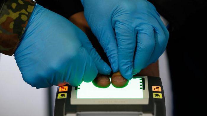 Обработка и использование биометрических данных