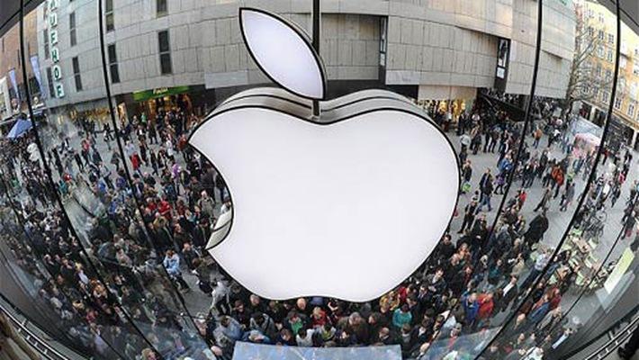 Какая стоимость акций Apple?