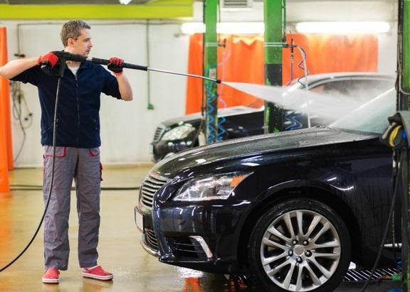 Машины тоже должны быть чистыми