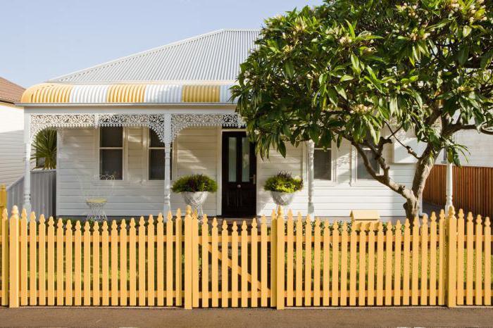 При строительстве дома сколько отступать от забора: закон, требования, правила и инструкция