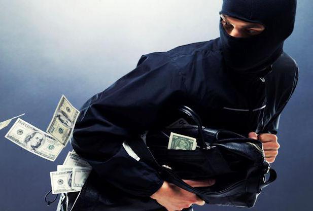 Отличие разбоя от вымогательства, грабежа и бандитизма
