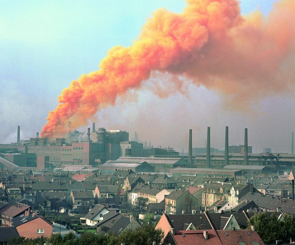 Картинки загрязнение воздуха заводы