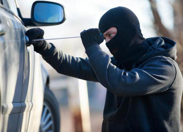 В чем отличие кражи от грабежа? Юридическая помощь