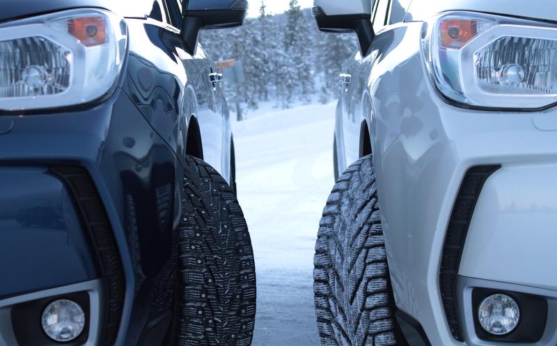 наиболее безопасные зимние шины