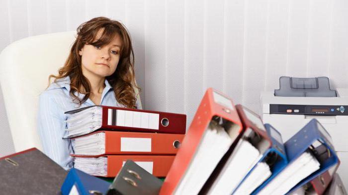 Должностные обязанности и функции бухгалтера