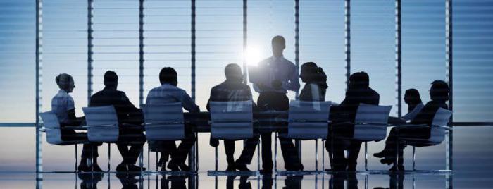 Правовое положение акционерных обществ