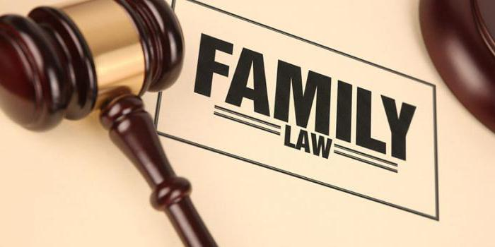 Понятие и основания возникновения семейных правоотношений