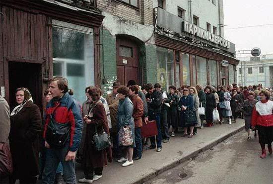 """Принятие закона """"Об индивидуальной трудовой деятельности"""" в 1986 ..."""