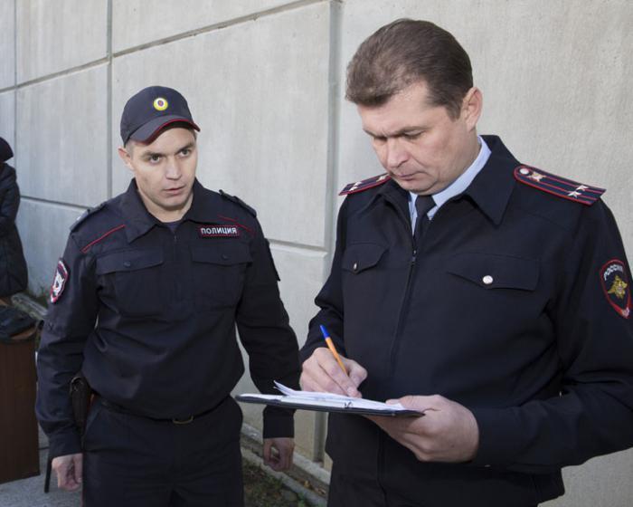 Жалоба на бездействие полиции: образец и особенности написания