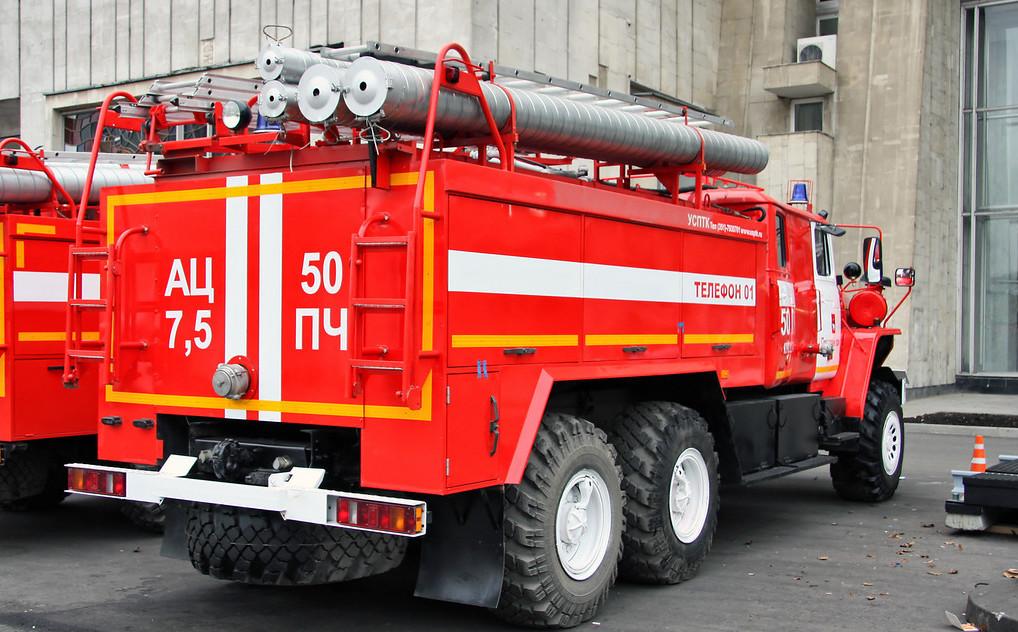 Ремонт пожарных автомобилей