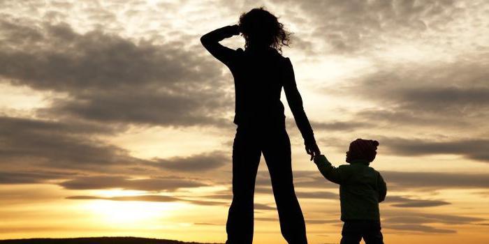 что положено матерям-одиночкам?