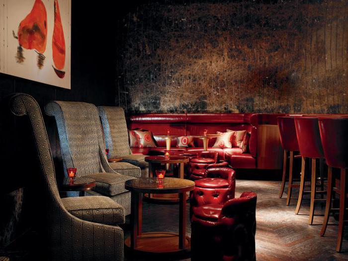 Виды баров и их характеристика