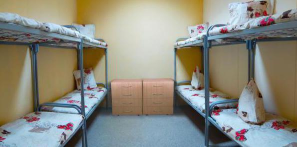 Правила проживания в общежитии