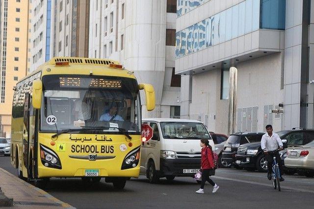 Нарушение правил перевозки детей автобусом