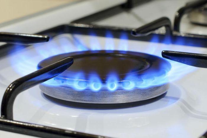 правила пользования газом в быту рф
