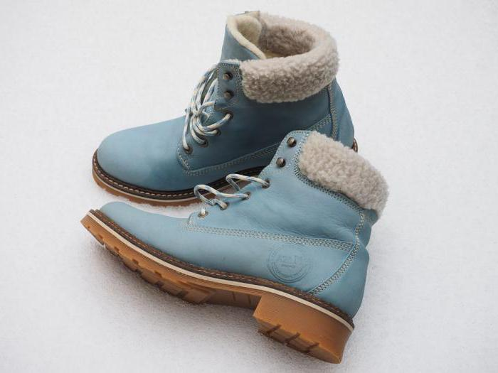срок гарантии на зимнюю обувь