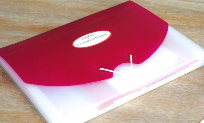 Хранение документов дома: идеи