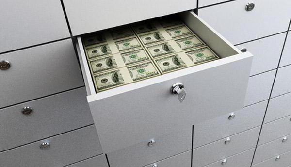 арест банковского счета приставами
