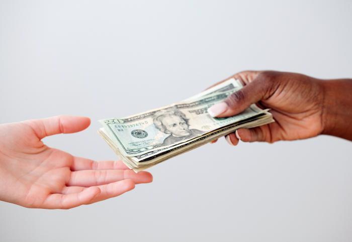 Заявление на перечисление зарплаты на карту
