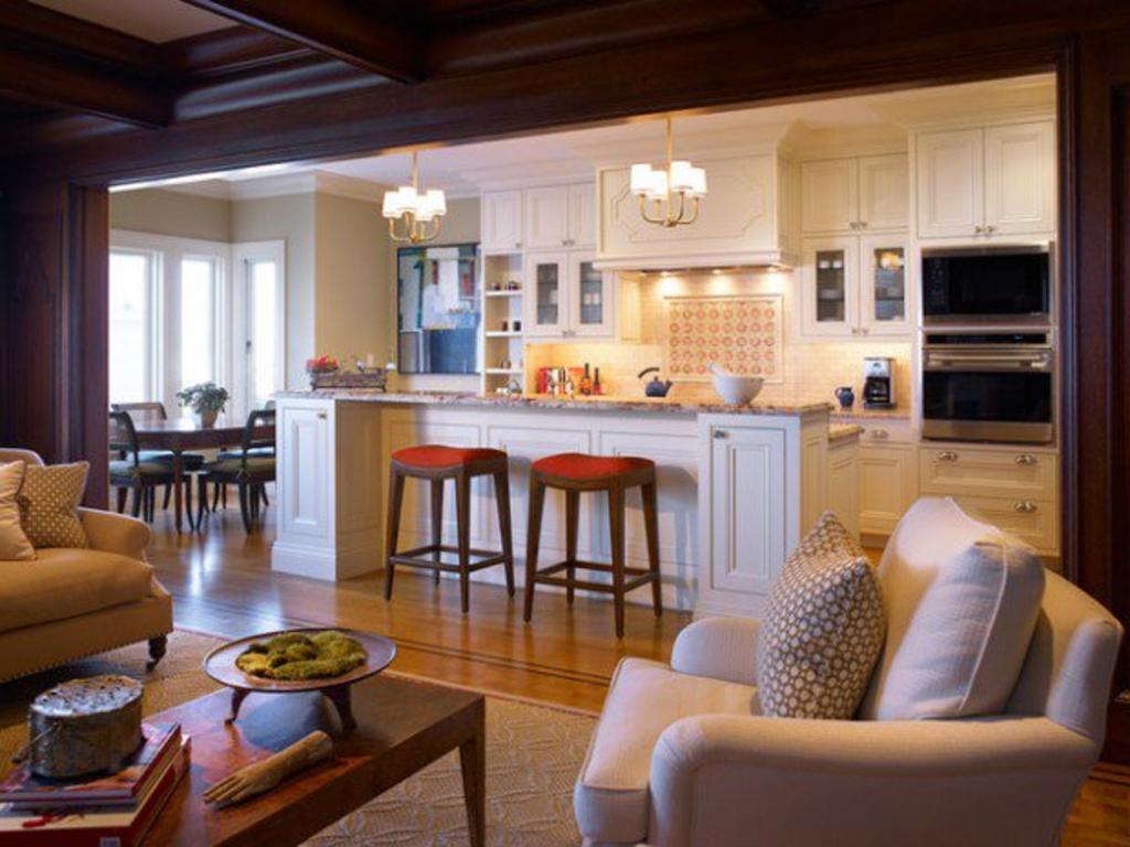 как узаконить перенос кухни в жилую комнату