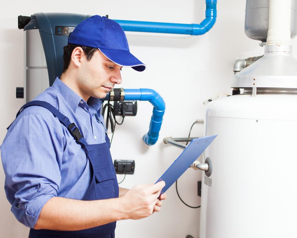 Нужно ли заключать договор с газовой службой
