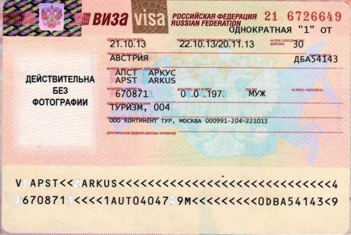 Приглашение в Россию для иностранца: особенности оформления и порядок действий