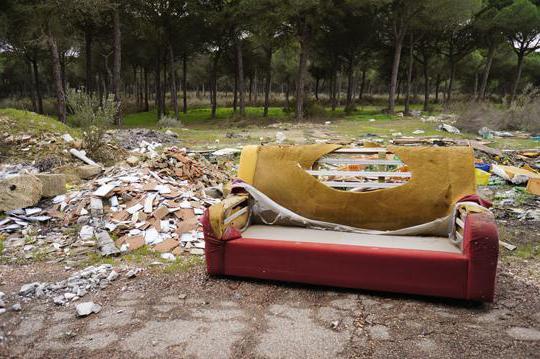 Причины списания мебели виды повреждений мебели
