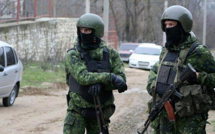 Контртеррористическая операция: откуда пошло название, режим проведения