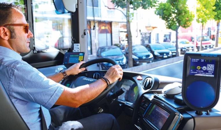 классность водителя автобуса