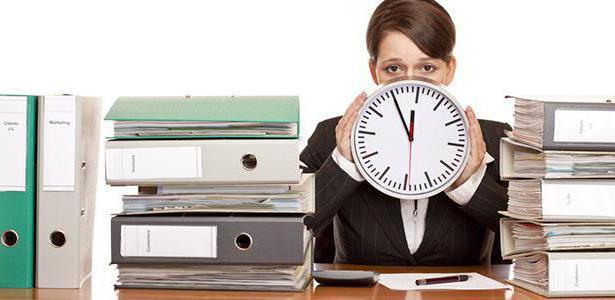 гибкий режим рабочего времени в трудовом договоре