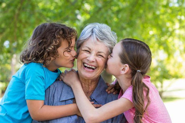 отпуск по уходу за ребенком работающей бабушке