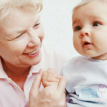 отпуск по уходу за ребенком бабушке пенсионерке