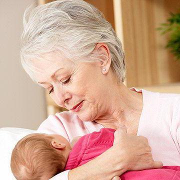 бабушке отпуск по уходу за ребенком