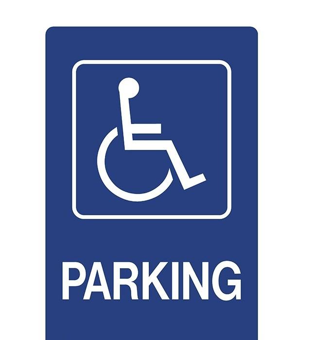 действие знака парковка для инвалидов