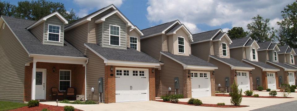 Жилой дом блокированной застройки - это что такое?
