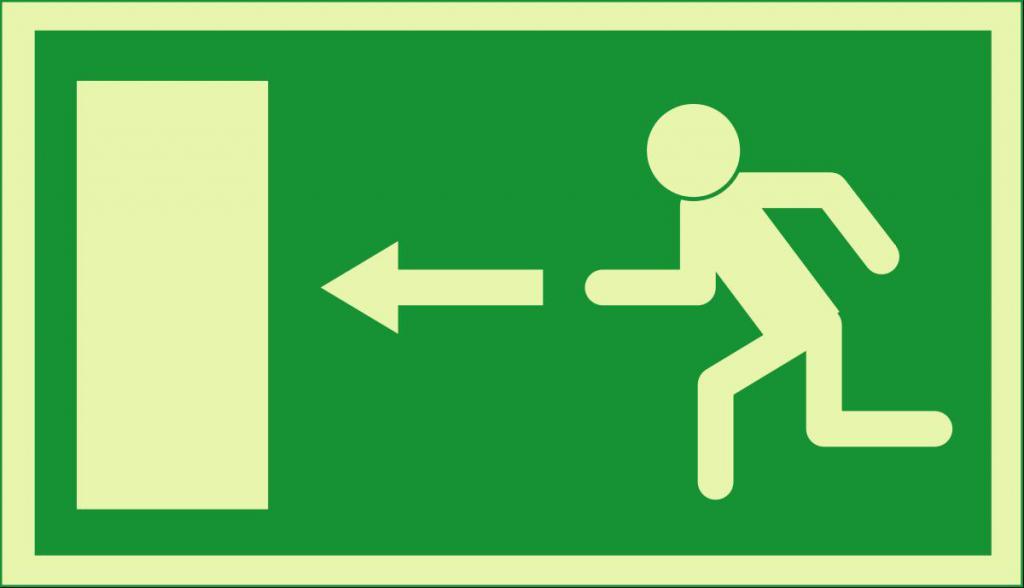 Что такое эвакуационный выход? Эвакуационные пути и выходы: требования и нормы