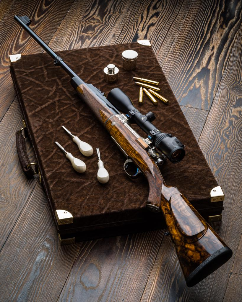 Лицензия на гладкоствольное охотничье оружие