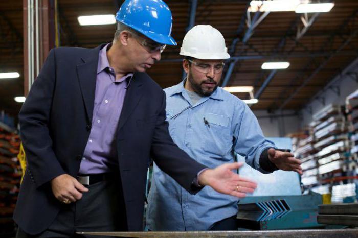 Должностная инструкция начальника участка в строительстве, транспортного участка, производственного участка