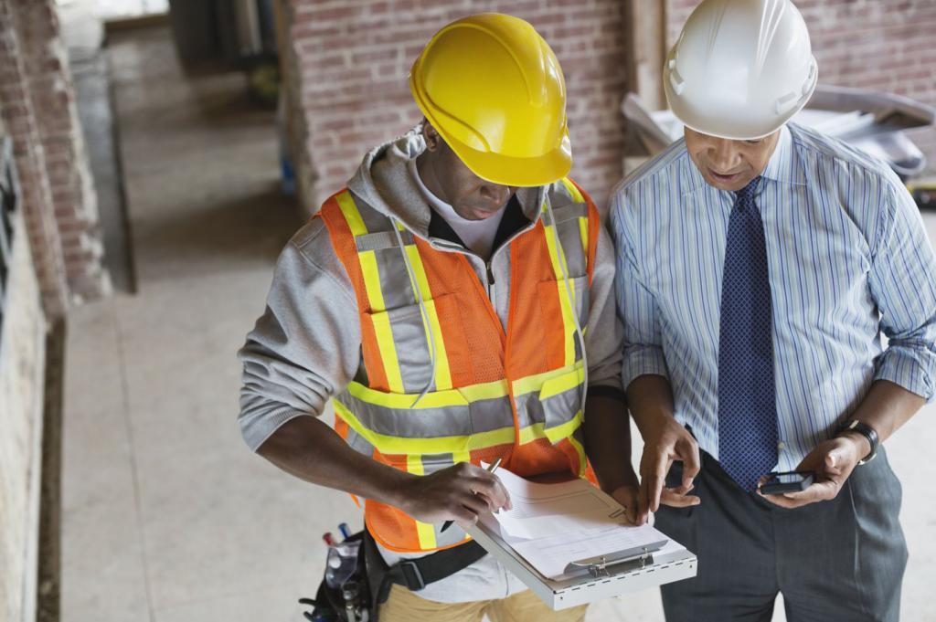 Инженер технического надзора - должностная инструкция, обязанности и особенности