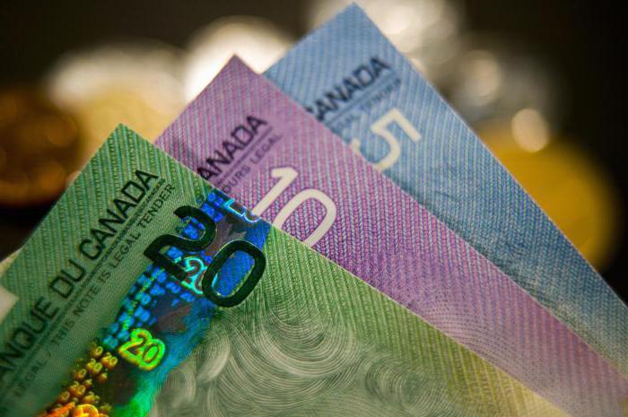 Валюта Канады: история, описание и курс