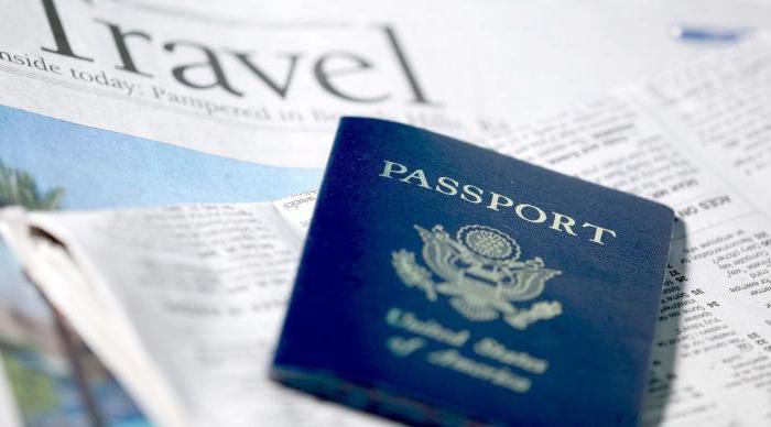 виза ребенку для выезда за границу