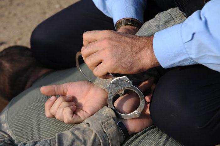 Гражданское задержание в России