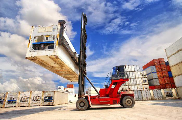 Мировая транспортная система: общая характеристика и значение в мировой экономике
