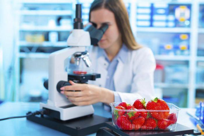 Безопасность пищевых продуктов и сырья