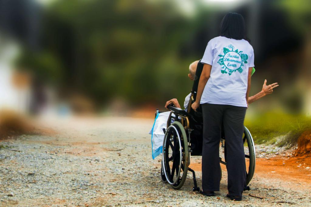 Основные виды реабилитации инвалидов
