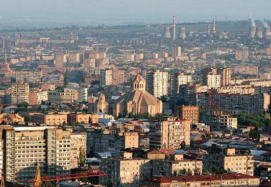 Армения: экспорт товаров и услуг