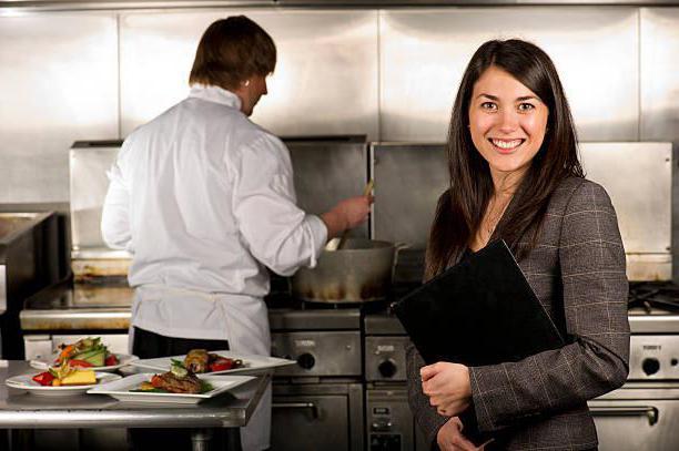 Должностные обязанности менеджера ресторана и принцип работы